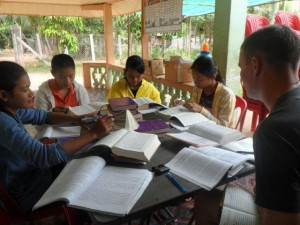 Discipleship and Vocation Bible Study